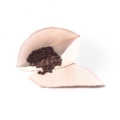 Gjenbrukbare kaffefiltre
